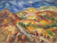 А.Волков - Дорога в горы