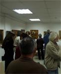 Открытие персональной выставки А. Акиндинова