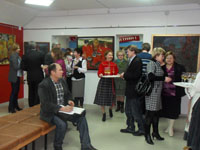 Презентация выставки Кудымкор - локомотив будущего, 2010 г.