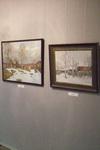 Картины С.В.Небесихина. Сергиево-Посадский музей-заповедник