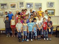 Детский летний лагерь в ГВЗ Варшавка
