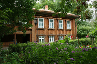 Дом-музей академика Н.В. Мельникова. Фото Е. Караванова