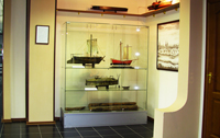 Экспозиция Страницы истории судоходства на Оби