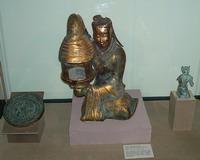 На выставке Китайская бронза древних времен: образы тысячелетий