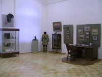 Выставка  Славлю охоту! в Рыбинском музее