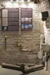 Музей Фридландские ворота. Экспозиция Цивилизация начинается с канализации