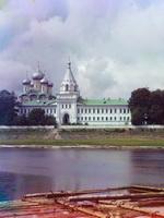 Экспозиции: Кострома. Ипатьевский м-рь