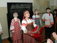 Праздник, посвященный 25-летию музея