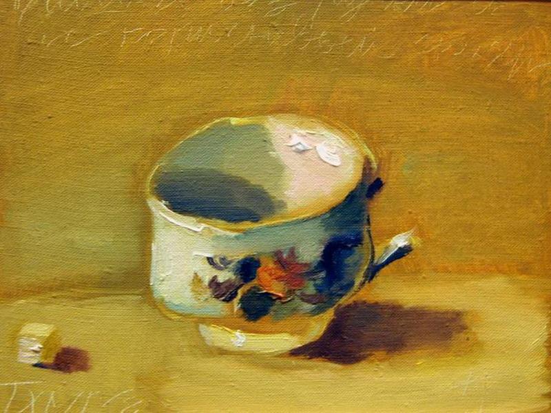 Экспозиции: Виктор Тихомиров. Кружки мастерской.