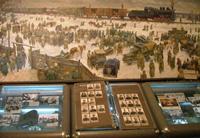 Картина Прибытие эшелона. Мемориальный музей немецких антифашистов