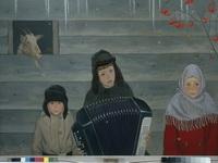 Чернышева Е.Н. Дети Архипова. 1971