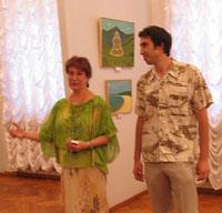 Выставка живописи художника Романа Кирина Все для тебя