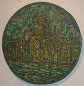 Иные миры Серея Калмыкова в Музее изобразительных искусств