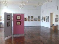 Выставка В.В.Пименова в Рыбинском музее. 2009