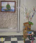 Стул для Бахлыкова. Стул для Художника в Сургутском художественном музее