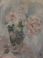 Иванив. Чайные розы