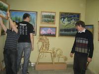 Выставка Семь-Я. Фото Т.Черновой