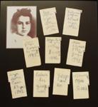 Экспозиции: Дневник Тани Савичевой