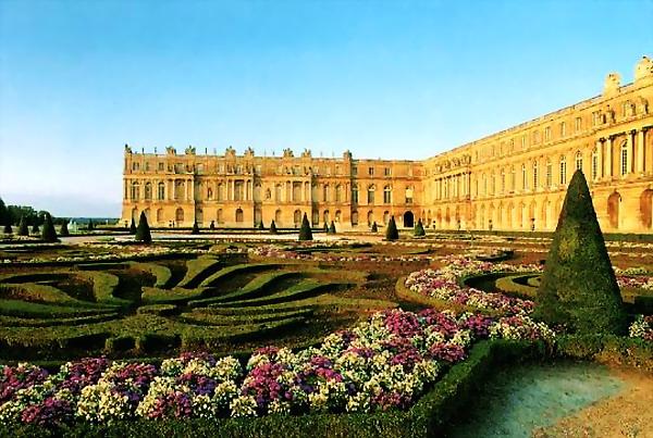 Экспозиции: Версаль. Дворец и парк