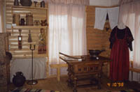 Зал Крестьянский быт