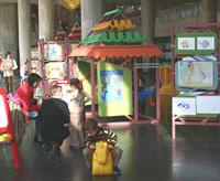 Третьяковская галерея теперь находится на улице Сезам