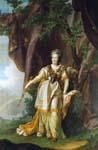 Экспозиции: Д.Г.Левицкий Портрет Екатерины II. 1787