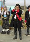 Празднование открытия островов, 2006 г. Театральная  группа г. Вилючинска. Фото Татаренковой Н.А.