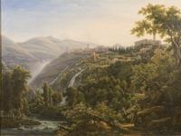 Вид в Италии. 1805. Х.,м.