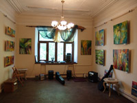 Комната для мастер-классов