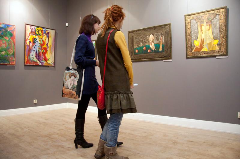 Экспозиции: Выставочный проект В Туле перед рождеством