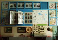 Вид экспозиции Руководители УрГСХА разных лет