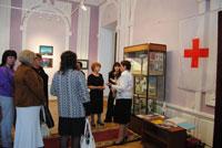 Экскурсия по выставке картин Н.К.Рериха «Симфония гор» в Музейно-выставочном центре Тамбовской области