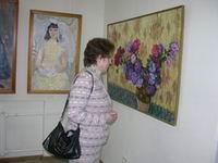 Любовь и весна на полотнах Людмилы и Аркадия Акцыновых