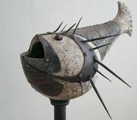 Металлический вернисаж в Московском музее современного искусства