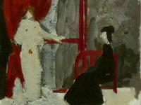 Выставка живописи и графики: «Этюд, эскиз, рисунок».