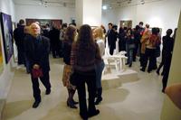 Фотография с открытия галереи