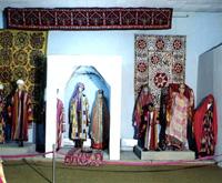 Самаркандский  музей-заповедник поздравляет портал Музеи России