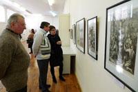 Зал Тарусской картинной галереи
