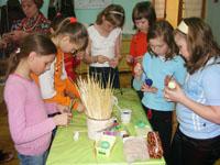 Музейное мероприятие Праздник Пасхи