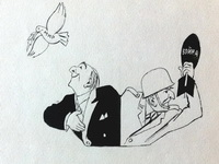 Фронтовой юмор 1944