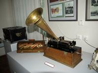 Фрагмент выставки Музыкальный автомат в Доме Черепановых