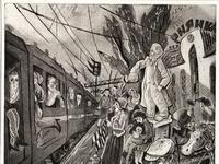 Персональная выставка мастера художественной графики и дизайна Фирсова В.Г.