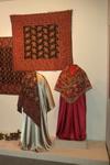 Часть экспозиции выставки «Неувядающая красота России» в Сергиево-Посадском музее-заповеднике