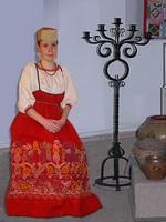 Во городе царёвна... Фото из архива музея.