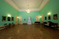 Парадный зал в экспозиции