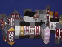 Обучающая программа Город из кубиков в Музее Анны Ахматовой