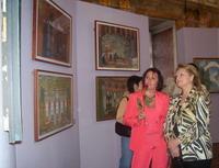 На выставке Театр прославленных мастеров. Мраморный дворец