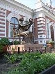 Памятник Марии Александровне (автор Л. Усов), 2007 г.