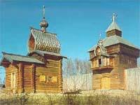 Экспозиции: Архитектурные памятники музея