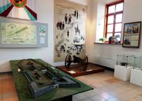 Экспозиция История Кузнецкой крепости и сибирских укрепленных линий